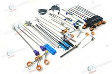 Laparoscopic Endoscopy Urology Gynecology Surgical Training Instruments Set 5mm