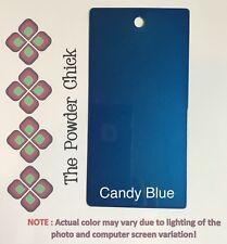 Candy Blue 49/43600 Powder Coating Paint 5lb Bag NEW