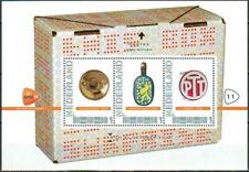 Beursvelletjes; Postex 2012; set 3 stuks postfris
