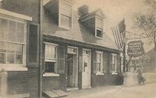 Frederick MD * Barbara Fritchie's House & Museum  ca. 1908 * Civil War