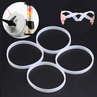 4PCS 10cm Rubber Sealing O-ring Gasket for Ninja Juicer Blender Replacement Seal