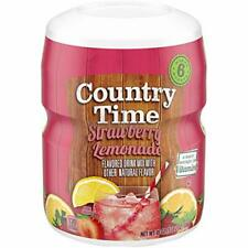 New listing Country Time Strawberry Lemonade Drink Mix (18 oz 18 Ounce (Pack of 6)