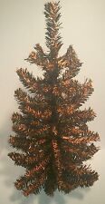 Cincinnatti Bengals 2Ft Christmas Tree, Black & Orange Team Colored Tree