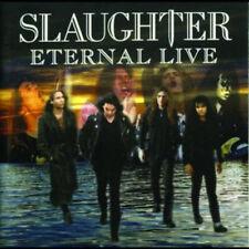 Slaughter - Eternal Live (enhanced) CD NEU OVP