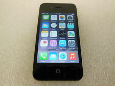 Apple iPhone 4s 32GB Model A1387 MD379LL/A (Sprint) *Black* (45638)