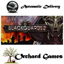 Blackguards 2: PC MAC: (vapeur / numérique) auto livraison