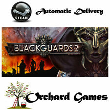 Blackguards 2 : PC MAC :  Steam Digital :  Auto Delivery