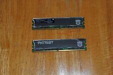 Patriot 25 years edition 4GB (2 x 2GB) 240-Pin DDR2 SDRAM DDR2 PC2-6400