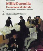 MILLEDUEMILA. UN MONDO AL PLURALE VOL.2 - VALERIO CASTRONOVO - NUOVA ITALIA