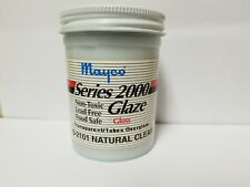 Mayco Series 2000 Ceramic Glaze Vintage 4 OZ. S-2101 Natural Clear Gloss