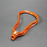 (NEW) Brine Clutch Elite X Lacrosse LAX Head Unstrung Orange List For $99