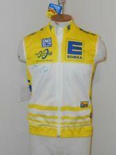 new JENS VOIGT Autographed 2006 deutschland SANTINI sMs EDEKA Cycling VEST  S
