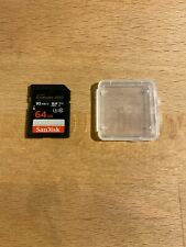 SanDisk Extreme Pro 64GB SDHC UHS-I Memory Card