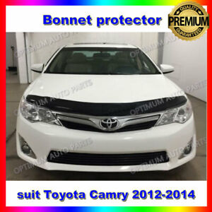 Bonnet Protector Deflector to suit Toyota Camry XV50 MK1 2012-2015