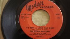 """OTHER BROTHERS """"Hole In The Wall / Long Time Baby""""  MODERN 1027 Very Strong VG"""