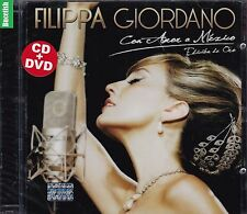 Filippa Giordano Con Amor a Mexico Edicion de Oro CD+DVD New Nuevo Sealed