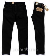 ►SJJ Herren 5-Pocket-Jeans Hose ***STRETCH*** auch Übergrösse XXL ★★★SCHWARZ★★★