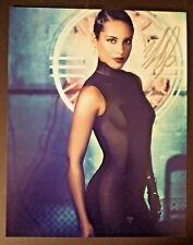"ALICIA KEYS Authentic Hand-Signed ""The Voice"" 11x14 Photo"