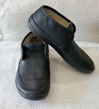 VIVOBAREFOOT LEATHER BLACK Women Shoes Size 39/8L
