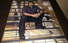 Nathan Fillion In Castle As Richard Hand Signed 11x14 Autographed Photo COA