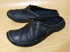 Privo By Clarks Black Leather Slip On Shoes 8 M