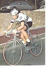 CYCLISME carte CHARLES ROUXEL  (equipe peugeot  esso 1976)