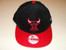 New Era Chicago Bulls Cord Mix Snapback Cap Hat NBA Basketball Adjustable OSFM