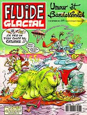 Fluide Glacial N°207 - Eds. Audie - Septembre 1993