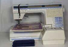 Husqvarna Viking #1 ONE Vintage Sewing Machine Complete Purchased in 1997