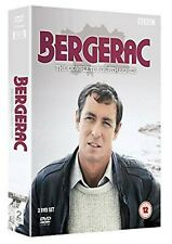 BERGERAC  COMPLETE SERIES 4 DVD Fourth 4th Season Four Original  UK Brand NEW R2
