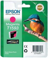 d'ORIGINE EPSON T1593 Cartouches couleur magenta Stylus Photo R2000 C13T15934010