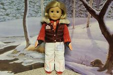 "American Girl Nicki ""Ski Wear Outfit"" -COMPLETE - RETIRED - RARE - EUC - NO DOLL"