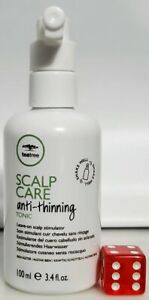Paul Mitchell Tea Tree Scalp Care Anti-Thinning Tonic 3.4 fl oz