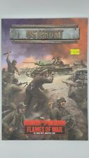 Ostfront Flames Of War War-game Excellent Condition!