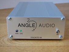 Angle Audio Discrete Phono Stage with Virtual Battery Power, New Range Out Now!.