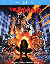 The Howling (1981 Dee Wallace) (Collectors Edition) BLU-RAY NEW