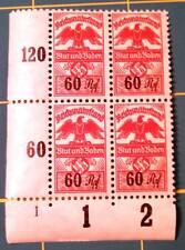 """Stamp Germany Revenue WWII 3rd Reich Nazi  """"Blut und Boden"""" 06 MNH"""