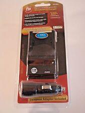 CTA Digital Canon Camera/Camcorder Mini Battery Charger L-NB2L European Adapter