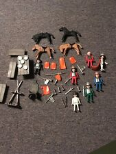 Vintage Playmobil Knight Lot