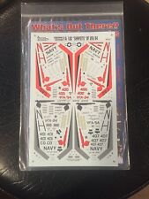 1/48 Two Bobs 48-028 F/A-18C Sh*t Hot World Famous Orange Tail Shrikes Of VFA-94