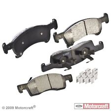 NEW MOTORCRAFT BR934C FRONT DISC BRAKE PAD SET FOR 2003-2006 FORD EXPEDITION