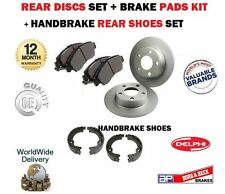 HONDA Shuttle 2.2 RA 95-2//98 Drilled /& Grooved Front Brake Discs