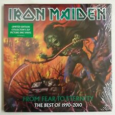 Iron Maiden From Fear To Eternity The Best of 1990-2010 3-LP Fotodiscos color