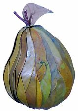 Leaf Pear Natural Country Rustic Hand Made Fruit Craft Floral Decor Filler 357x