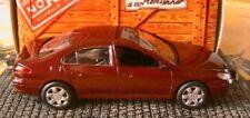PEUGEOT 607 BORDEAUX 2000 NOREV 1/43 NEW PAPER BOX