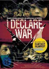 DVD NEU/OVP - I Declare War - Siam Yu & Gage Munroe