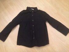H&M chemise garçon taille 4/5 ans noir