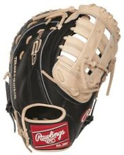 "Rawlings Baseball Glove 12.5"" Youth Heart of the Hide 1st Base RHT PRORFM18-17BC"