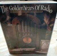 Rare The Golden Age Of Radio Box Set 40 Cassette Tapes Abbott To The Lone Ranger