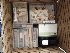 Box of 2Stampin Up Stamps